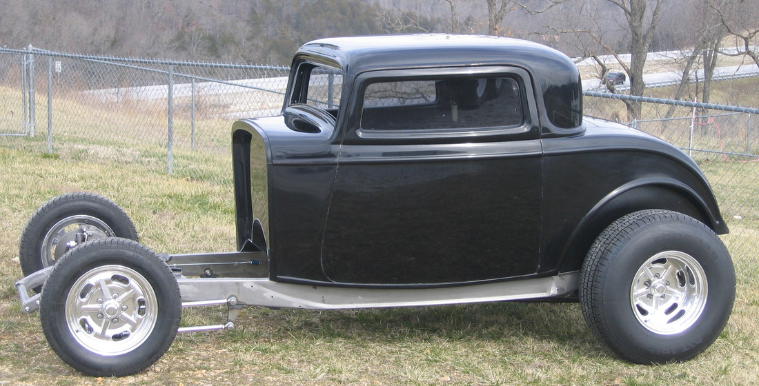 32 Ford Chassis and Body Packages - Hotshoe Hot Rods | 417-466 ...