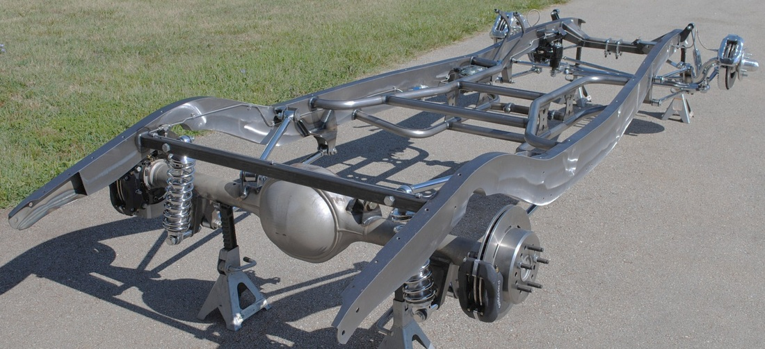 33-34 Ford Chassis - Hotshoe Hot Rods | 417-466-0288 | Street Rod ...