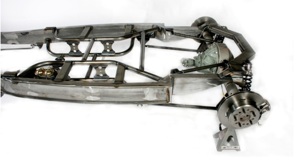A Plus Chassis - Hotshoe Hot Rods   417-466-0288   Street Rod ...